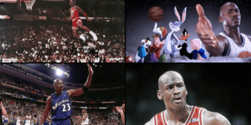 ¡Feliz cumpleaños, Michael Jordan! El legendario jugador de la NBA cumple 58 años de edad 20
