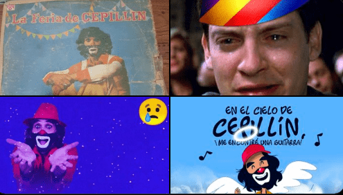 Así dan último adiós a Cepillín en redes sociales 1