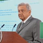 Tras suspensión de reforma eléctrica, AMLO envía carta al presidente de SCJN 5
