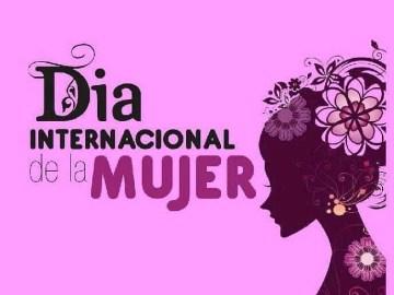 8 de Marzo. Día Internacional de la Mujer 8