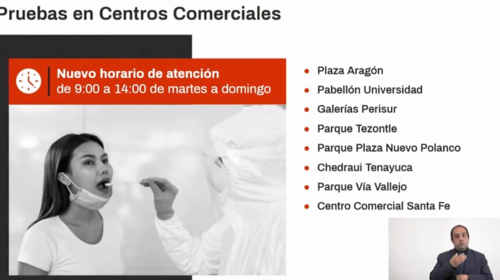 CDMX continua en semáforo naranja; anuncian ampliación de horario para comercios al menudeo 5