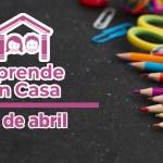 aprende en casa jueves 22 de abril