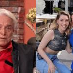 """""""No le he tocado un pelo a esa niña"""", dice Enrique Guzmán en """"Ventaneando"""" tras acusaciones de su nieta Frida Sofia 4"""
