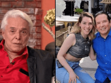 """""""No le he tocado un pelo a esa niña"""", dice Enrique Guzmán en """"Ventaneando"""" tras acusaciones de su nieta Frida Sofia 3"""