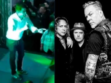 Candidato del PVEM a la presidencia de Tamaulipas, promete concierto gratuito de Metallica, en caso de ganar 8
