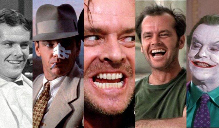 El aclamado actor Jack Nicholson, cumple 84 años