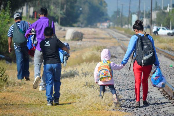 EU acuerda con México, Honduras y Guatemala reforzar seguridad en sus fronteras