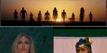"""Primer tráiler de """"Eternals"""", la nueva cinta de Marvel Studios con Salma Hayek y Angelina Jolie 19"""
