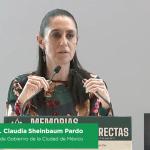 """""""No puede regresar un régimen autoritario, antidemocrático, represivo"""", Sheinbaum 4"""