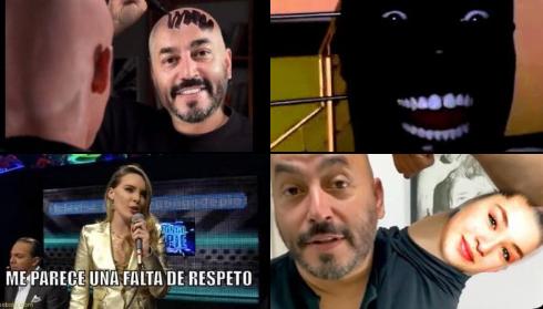 """Lupillo Rivera, """"El toro del corrido"""", se borra tatuaje del rostro de Belinda (mejores memes)"""