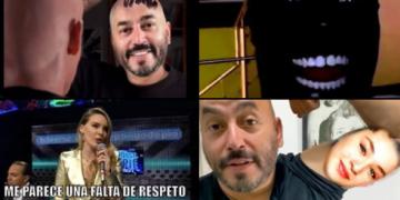 """Lupillo Rivera, """"El toro del corrido"""", se borra tatuaje del rostro de Belinda (mejores memes) 11"""