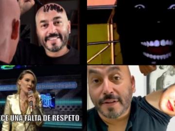 """Lupillo Rivera, """"El toro del corrido"""", se borra tatuaje del rostro de Belinda (mejores memes) 6"""