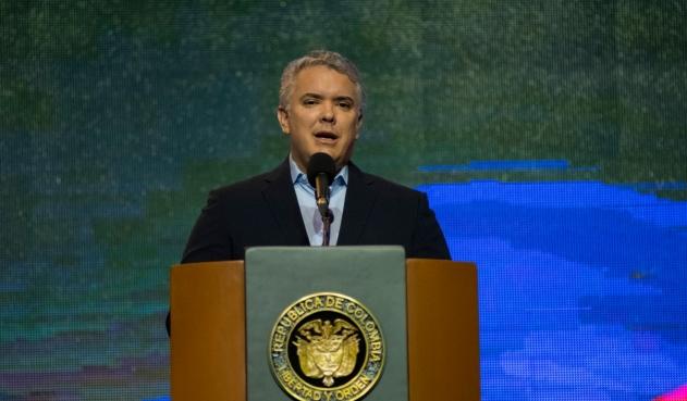 Tras acciones violentas, presidente Duque lidera consejo de seguridad en Popayán
