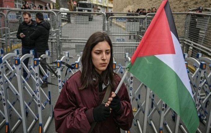 Palestina rechaza el acuerdo de paz con Israel