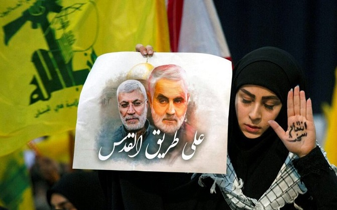 """Irán amenaza a Israel: """"Este régimen siniestro debe ser eliminado de la geografía mundial"""""""