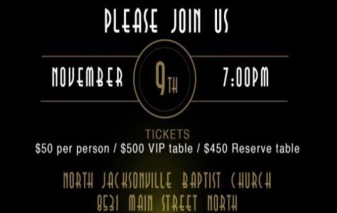 El pastor HB Charles Celebró aniversario con mesas VIP a $500 dólares