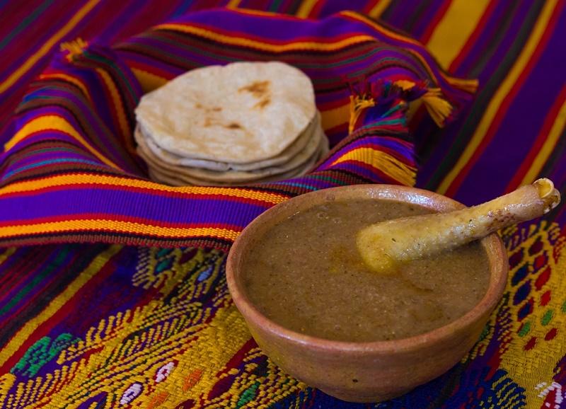 El pinol patrimonio cultural de Guatemala  El Amigo de