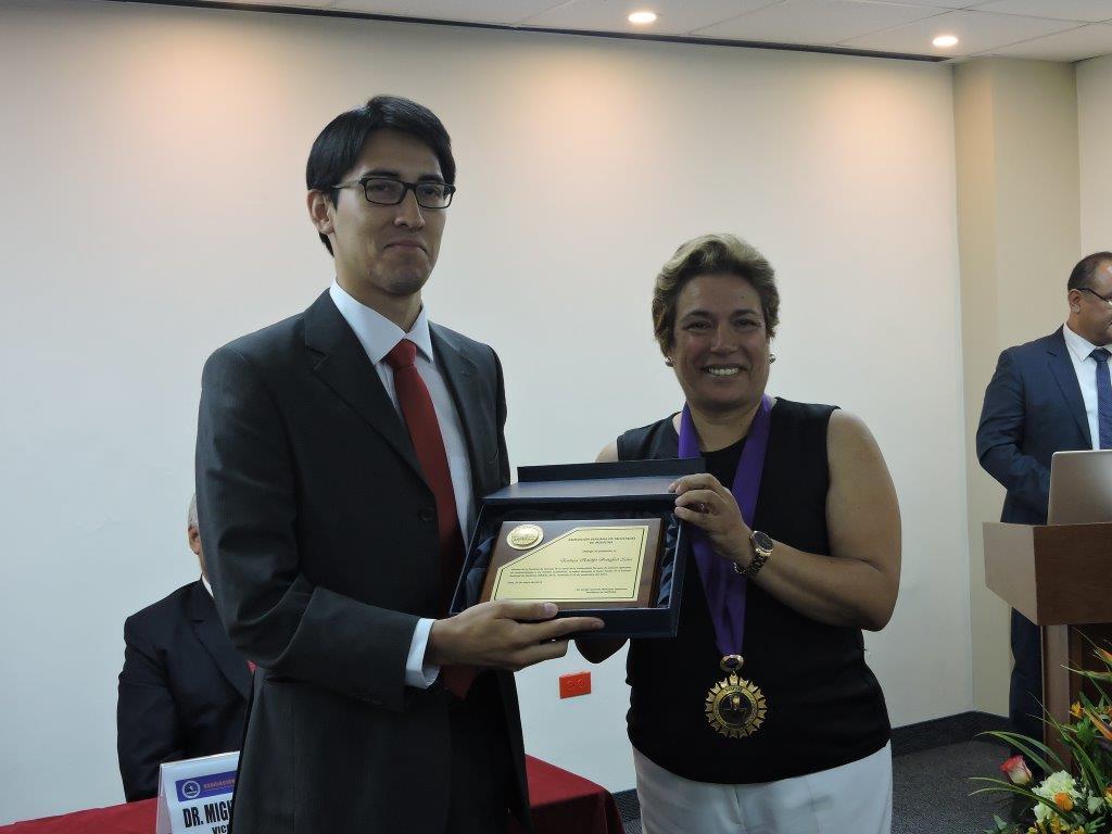 Alumnos de Medicina de la UPC logran el segundo puesto en el ENAM