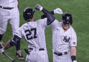 New York Yankees rompen serie de récords en base a jonrones