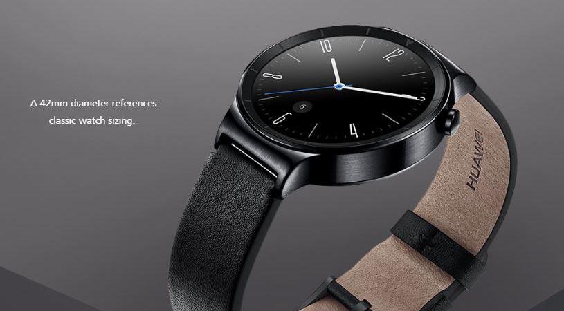 Huawei Watch ya disponible en España desde 399€