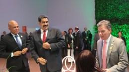 Maduro a Juan Manuel Santos