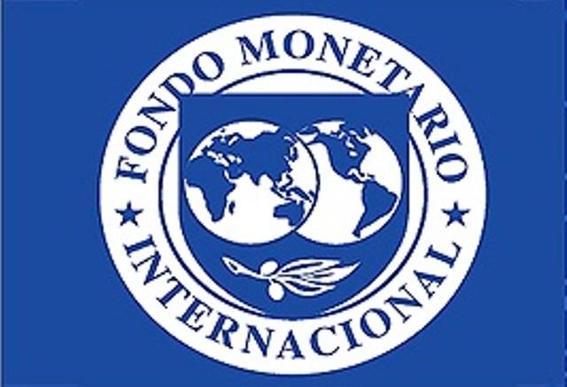 logo Fondo Monetario Internacional