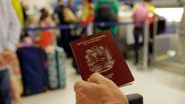 Pasaporte Venezolano