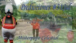 Predicciones Misterpopo celestial 31j