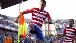 Machis doblete que hace ganar al Granada FC