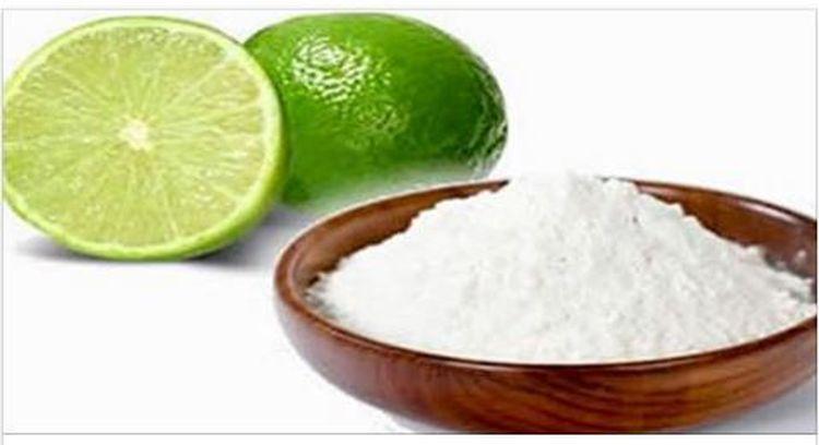 Bicarbonato en ayunas limon