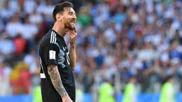 Argentina-Islandia-Messi