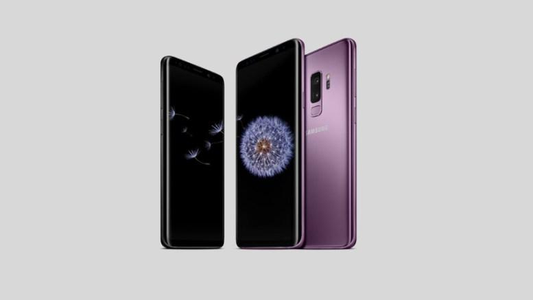 Teléfono Samsung Galaxy 9