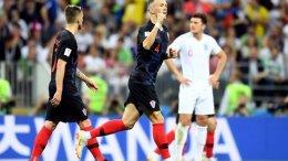 Croacia-Inglaterra
