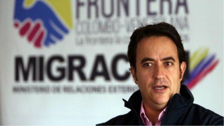 director de migracion colombiana