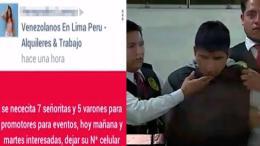 venezolanas-Perú