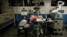 crisis hospitalaria