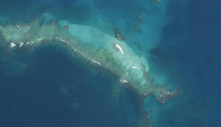 isla hundida