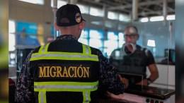 policia de migracion