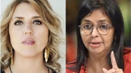 Gabriela-Montero-Delcy-Rodríguez