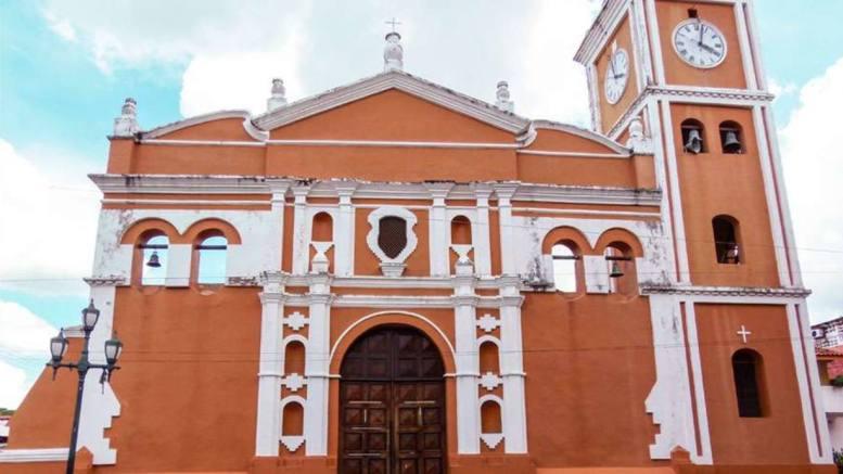 iglesia de barinas