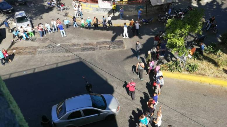 protesta por pernil