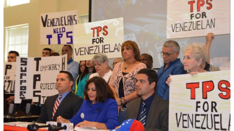 tps para venezuela