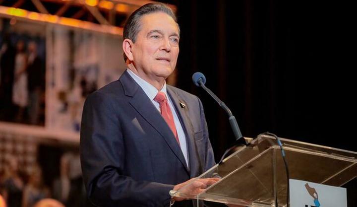 presidente de panama Laurentino-Cortizo