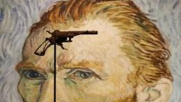 Arma con la que se suicidó Vincent van Gogh