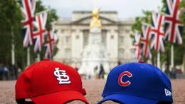 Cardenales de San Luis y Cachorros de Chicago