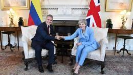reino unido apoyo a colombia