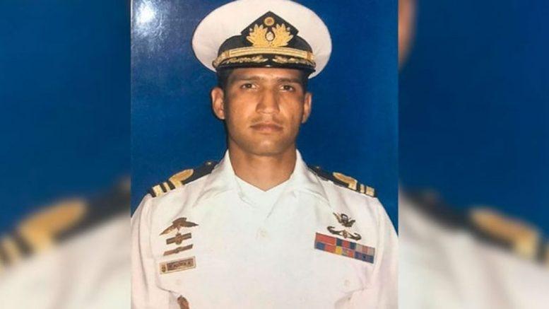 Capitán Asesinado Acosta Arévalo