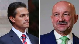 Peña Nieto y Salinas de Gortari