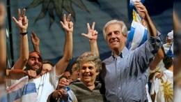 esposa del presidente uruguayo Tabaré Vázquez
