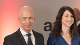fundador de amazon divorcio